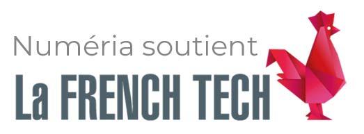 Numéria soutient la  French tech